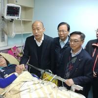 【台灣2020大選】立委赴台大醫院急診挨批「浪費醫療資源」 國民黨團致歉