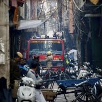 印度德里凌晨惡火奪43命 背後原因引關注