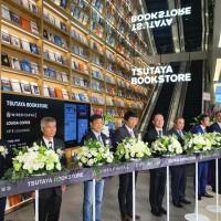 佔地超過500坪、全台最大「TSUTAYA BOOKSTORE」(蔦屋書店)日前於南港正式開幕。