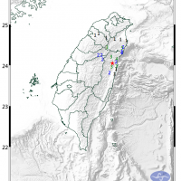 Magnitude 4 quake jolts Taiwan east coast