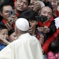 Taiwan not worried about improving contacts between Vatican and China