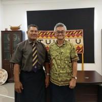 Tuvalu prime minister urges UN to recognize Taiwan