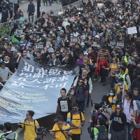 Hong Kong and Macau Affairs Office director weighs in on protests