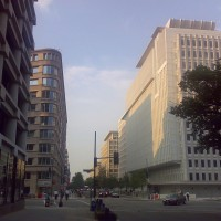 World Bank headquarters.