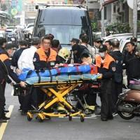 【台灣2020大選】國民黨台南黨部遭放置爆裂物 炸彈客逃回高雄與警駁火後被捕