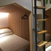 The Stay capsule hotel