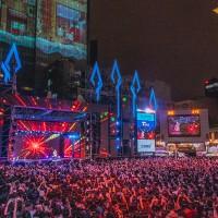 台灣新北耶誕節演唱會蕭敬騰壓軸   個唱等級嗨翻全場