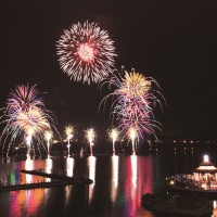Fireworks to light up Sun Moon Lake for New Year