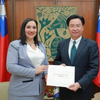 New Honduran ambassador assumes duties in Taipei