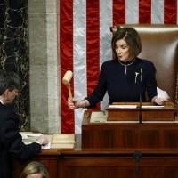 【快訊】川普遭美國眾議院彈劾 成為有史以來第3位遭彈劾的現任總統