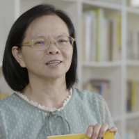 Taiwan author inspires children to read and write