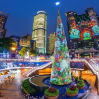 New Taipei's Christmasland named among world's top 50 Christmas markets