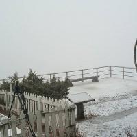 【更新】台灣玉山降初雪 玉管處呼籲: 請山友斟酌登頂