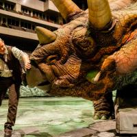 "BBC's ""Walking With Dinosaurs"" kicks off at Taipei Arena"