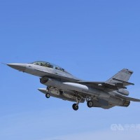 Taiwan and U.S. sign agreement for F-16V fighter jet deal