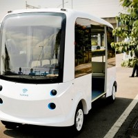 Autonomous city buses to hit Taipei roads in 2020