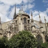 216年來頭一遭 巴黎聖母院今年取消耶誕彌撒
