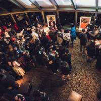 把美術館搬進台北咖啡館 多位台灣新銳藝術家進駐展覽 讓生活與藝術零距離