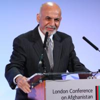 阿富汗總統大選結果出爐 甘尼得票率過半料連任