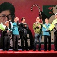 Taiwan vice presidential candidate promises aerospace boom if elected