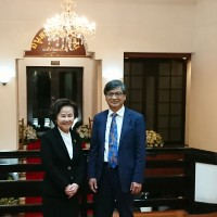 Taiwan's National Chengchi University prepares partnership with Thailand's Thammasat