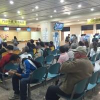 Taiwan flu season hits peak