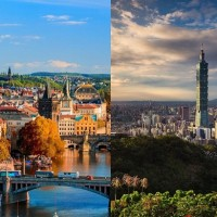 Prague to become 50th sister city of 'The City Of Taipei, Taiwan'