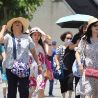 2019 poised to be hottest year in 72 years in Taiwan