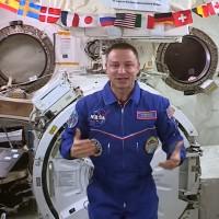 耶誕老人到哪了? 美國太空人加入報訊行列