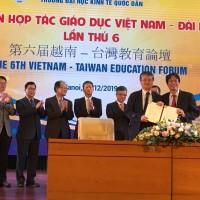 台越簽署高教文憑互認協定  簡化學歷採認流程
