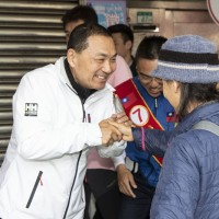 New Taipei mayor receives highest approval rating: Excellence magazine poll