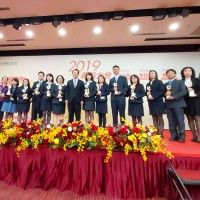 Taiwan's JCIC honors institutions for excellent credit information management