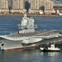 US expresses concern after Chinese aircraft carrier sails through Taiwan Strait