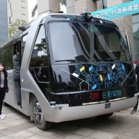 Taiwan's ITRI to work on self-driving electric buses