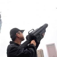 台北市跨年晚會勿帶氣球進管制區 警將出動「反恐打擊部隊」維安
