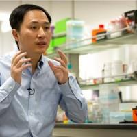 催生「愛滋病免疫」基因編輯嬰兒 中國3名科學家遭判刑