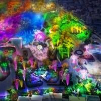2020台灣燈會首次開放民眾穿越主燈 體驗五感體驗