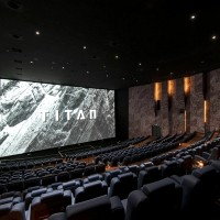 First-class movie theater starts trial operation at new Taipei department store