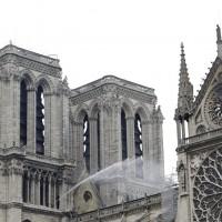 法團隊VR/360度紀錄片 巴黎聖母院年初珍貴影像可供修復