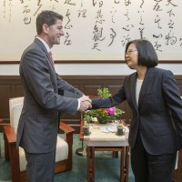 Paul Ryan visit moves Taiwan-US relations in right direction but further action needed
