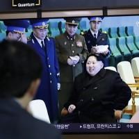 秀軍事肌肉博版面?北韓試射新型戰術武器