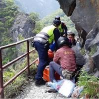 【最新】花蓮強震中橫等地至少17傷 氣象局: 未來兩週恐有規模5餘震