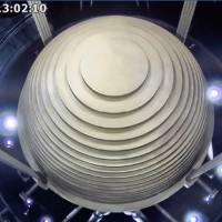 Taipei 101 damper. (Screenshot from Taipei 101 video)