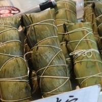 【最後倒數】台中花博好農市集 免費體驗原民風味粽製作