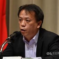 林成蔚回任國安會諮委 施克和任總統府副秘書長