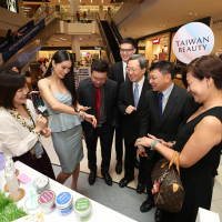 Taiwan opens beauty-cosmetics pop-up store in Kuala Lumpur