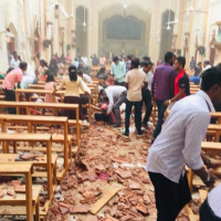 UPDATE: Explosions hit 3 churches, 3 hotels in Sri Lanka on Easter Sunday
