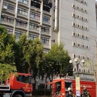 【更新】台北醫院大火2護理人員遭起訴 衛福部: 將予全面法律支援