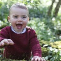 英國路易王子滿週歲 王室公布新照萌翻眾人