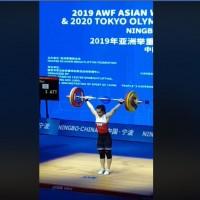 【更新】台灣「舉重女神」郭婞淳亞錦賽奪3金 並破世界紀錄